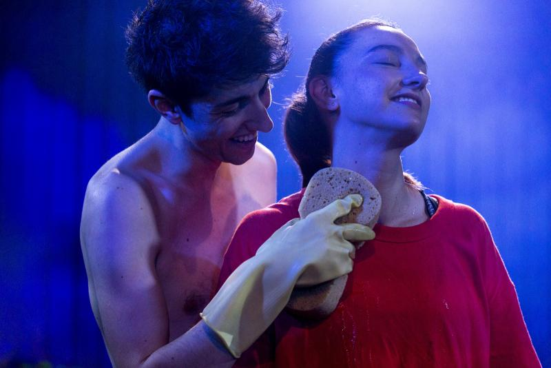 BWW REVIEW: FIRST LOVE IS THE REVOLUTION Is An Adorable, Amusing And Absurd Coming Together Of Nature And Civilization.