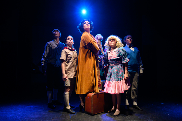 Photos: First Look at Bay Area Musicals' GYPSY