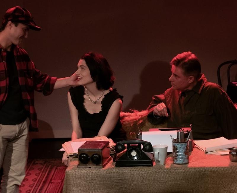 BWW Review: The New Legacy of J.D. Salinger in Solnik's A LIFE IN THE RYE