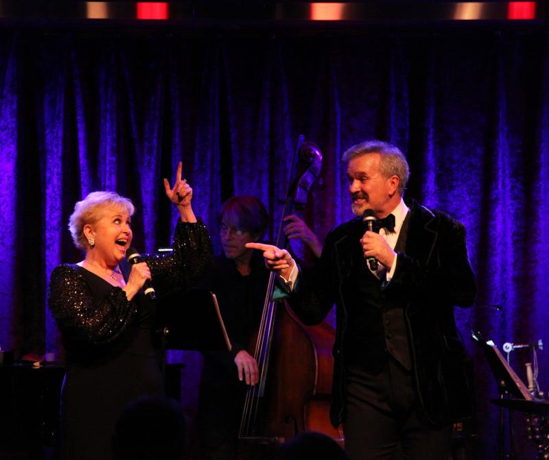 BWW Review: Sally Mayes and George Dvorsky Reignite the Fire in THE RETURN OF PETE N KEELY at Birdland