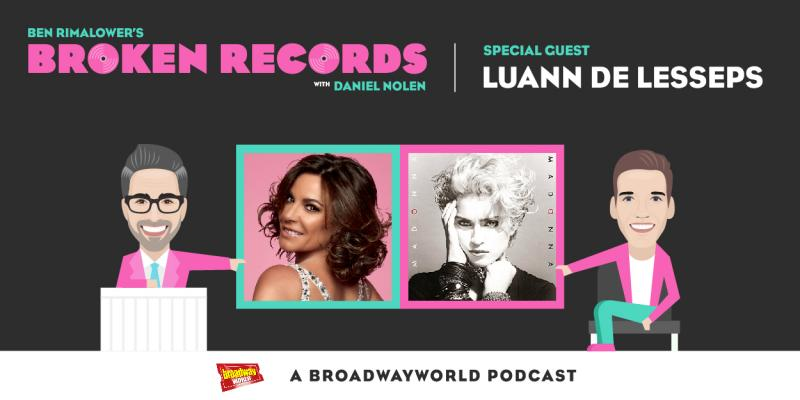 BWW Exclusive: Ben Rimalower's Broken Records with Real Housewives of New York City Star Luann de Lesseps