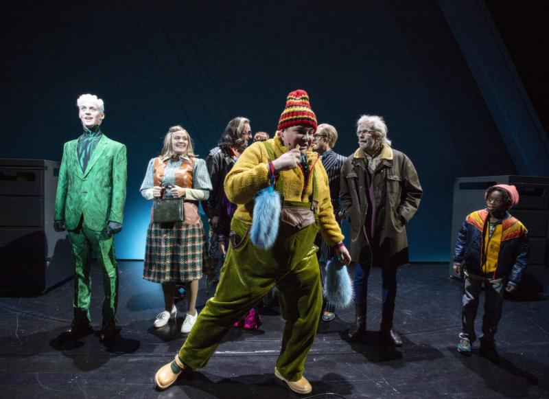 BWW Review: CHARLIE AND THE CHOCOLATE FACTORY at Det Norske Teatret - Highly Imaginative Musical With Strong, Solid Performances.