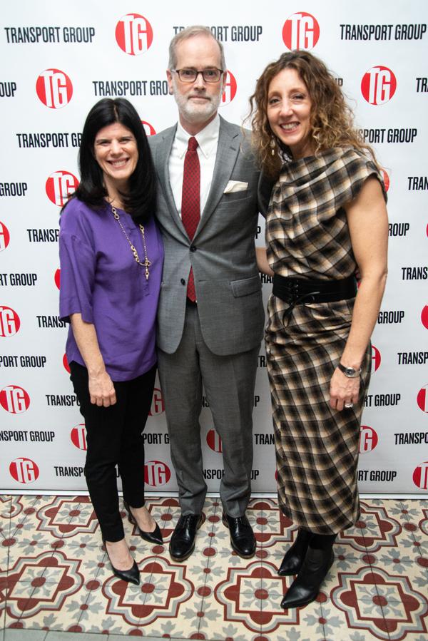 Mandy Hackett, Jack Cummings III, Lori Fineman Photo