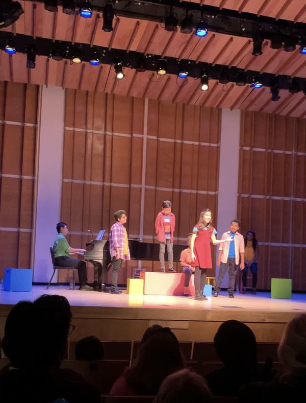 Photo Flash: Take a Look at Lauren Yeobin Park in BROADWAY CLOSE UP: I WON'T GROW UP at Merkin Hall