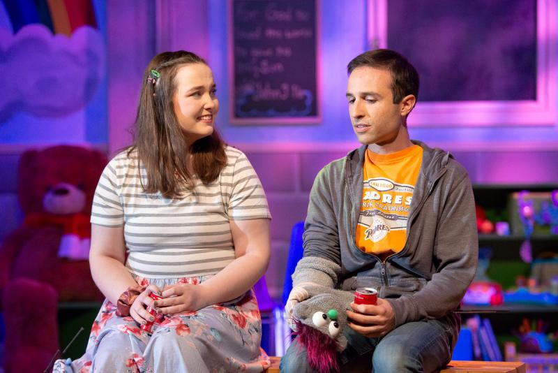 BWW Review: HAND TO GOD at Dezart Performs