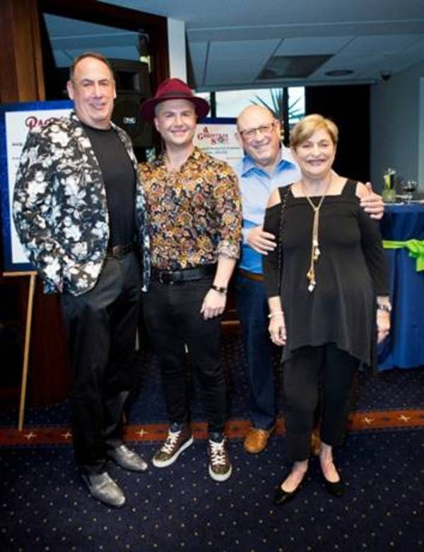 Photo Flash: Slow Burn Theatre Company Celebrates Its 10th Annversary With Loyal Supporters And Theatre Lovers
