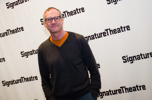 Photo Coverage: Signature Theatre Celebrates Opening Night of FIRES IN THE MIRROR