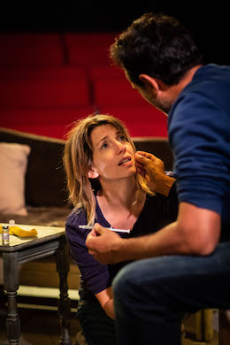 BWW Interview: Claire Goose Talks THE GIRL WHO FELL at Trafalgar Studios