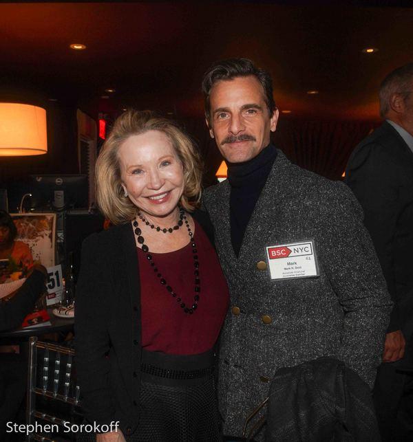 Debra Jo Rupp & Mark H. Dold Photo