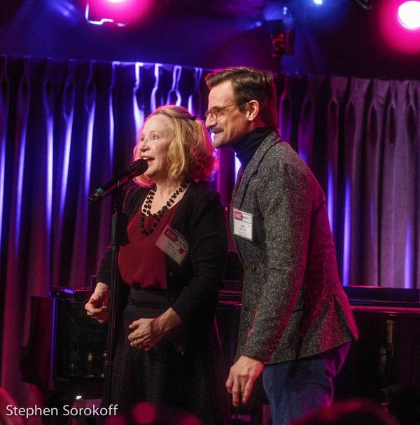 Debra Jo Rupp & Mark H. Dold, Live Auction Photo