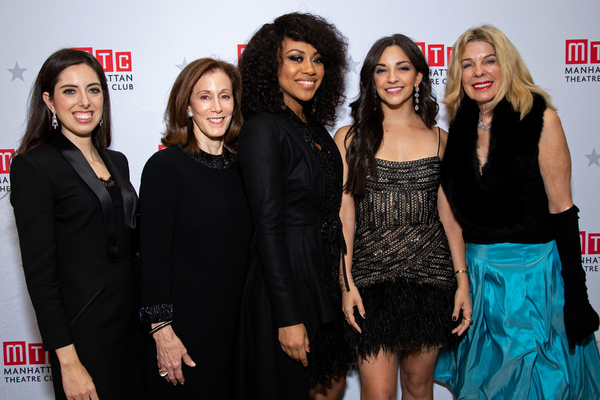 Photo Coverage: Go Inside MTC's Fall Benefit with Sierra Boggess, Norm Lewis and More!