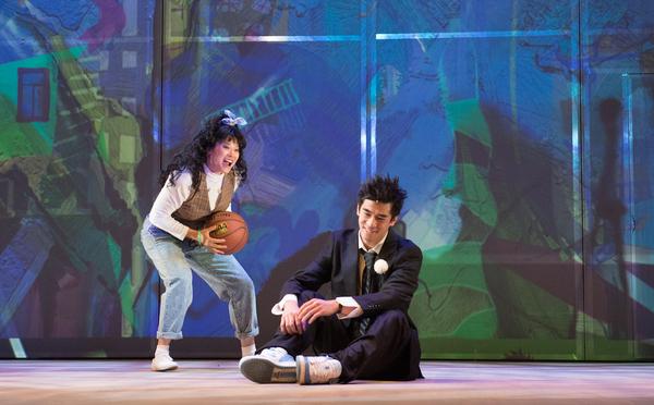 Photo Flash: First Look at THE GREAT LEAP at Pasadena Playhouse
