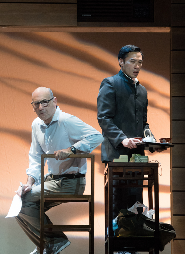 James Eckhouse & Grant Chang Photo