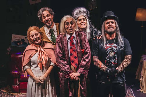 BWW Review: FOREVER YOUNG at Picadero