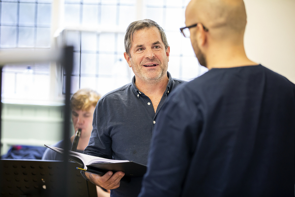 Photo Flash: Get a First Look at Rehearsal Photos for New Musical THE ASTONISHING TIMES OF TIMOTHY CRATCHIT