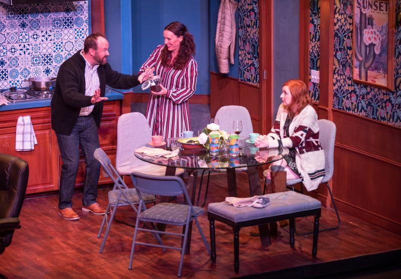 BWW Review: DINNER WITH FRIENDS at CVRep Playhouse