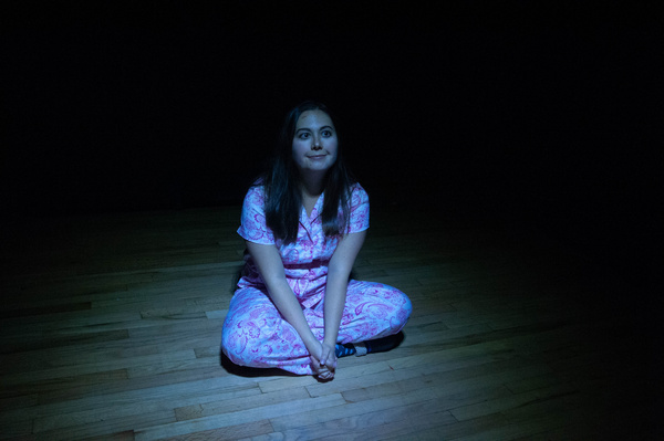 DANIELLE MACMATH in ''Fuddy Meers'' presented by the Black Box PAC Photo