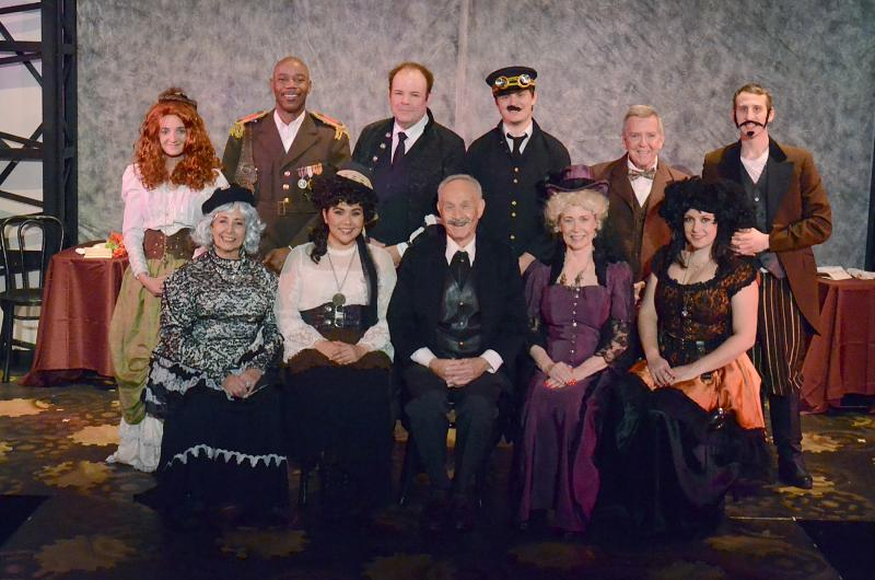 BWW Review: MURDER ON THE ORIENT EXPRESS at Desert Theatreworks is a Great Deal of Fun