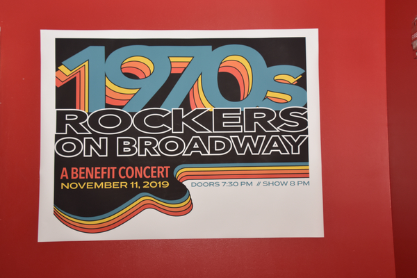 Photo Coverage: Inside Soundcheck At ROCKERS ON BROADWAY 2019