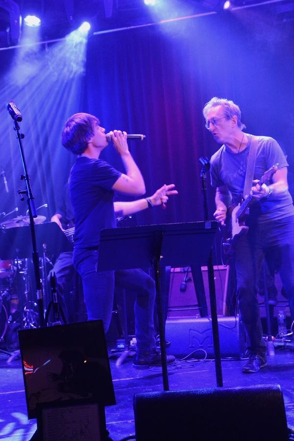 Justin Sargent and John Putnam