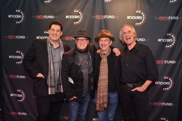Robert Furmano, Donnie Kehr, Russ Titelman and Keith Carradine