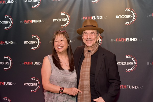 May Pang and Russ Titelman