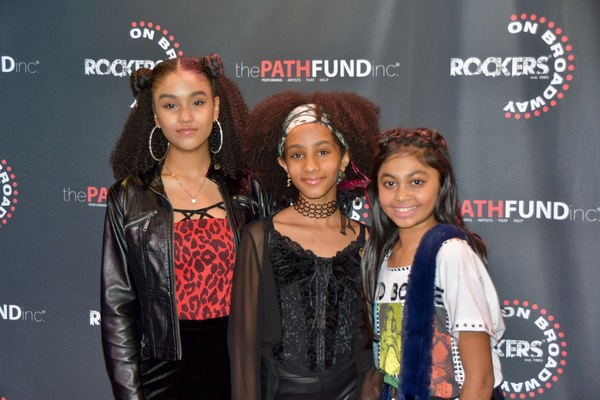 Sumaya Bouhbal, Mehret Marsh and Sway Bhatia Photo