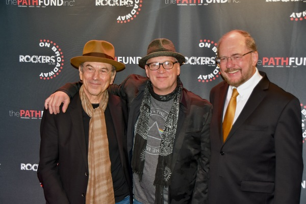Russ Titelman, Donnie Kehr and Rupert Holmes
