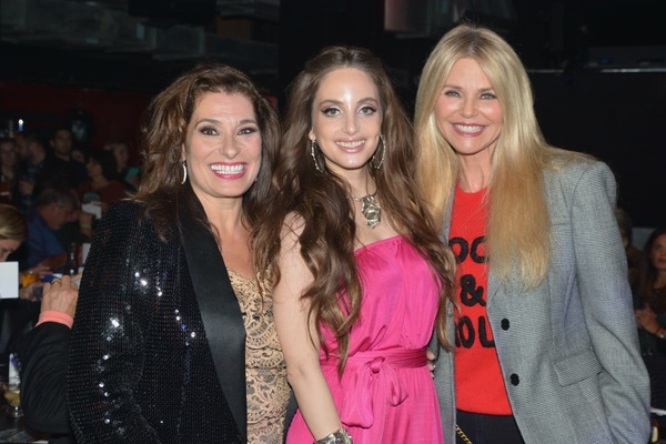 Doily Fox, Lexa Ray Joen and Christie Brinkley Photo