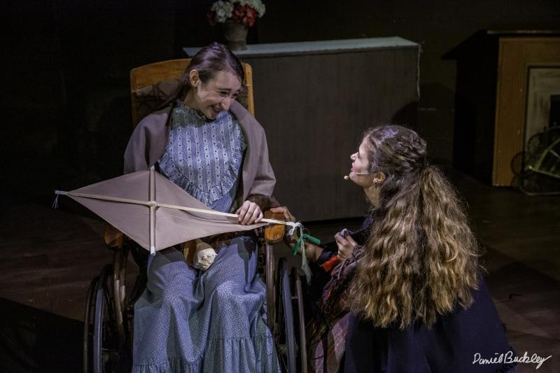 BWW Review: LITTLE WOMEN at Holmdel Theatre Company Tells A Heartwarming Story About Family and Sisterhood
