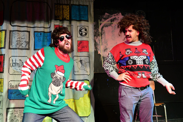 Photo Flash: PlayMakers Laboratory Presents THAT'S WEIRD GRANDMA: Holiday Extravaganza