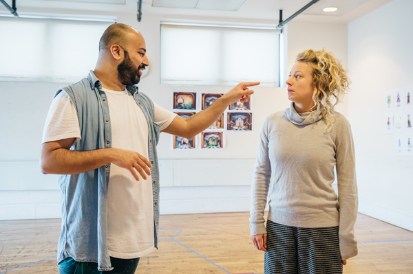 Photo Flash: In Rehearsal With DICK WHITTINGTON At Theatre Royal Stratford East