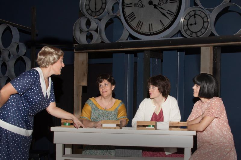 BWW Previews: THESE SHINING LIVES at DreamWrights Center For Community Arts
