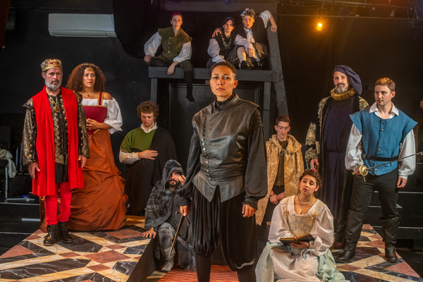 Photo Flash: The Contemporary Theater Company Presents HAMLET By Candlelight