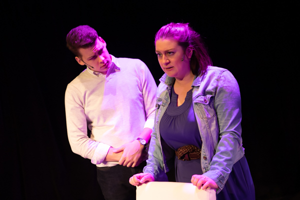 Photo Coverage: First Look at Worthington Community Theatre's NEXT TO NORMAL