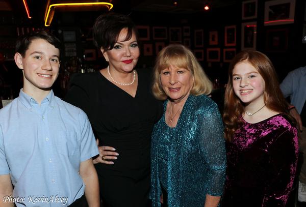 Blake Sheridan, Dorothy Bishop, Christina Crawford, Raleigh Shuck
