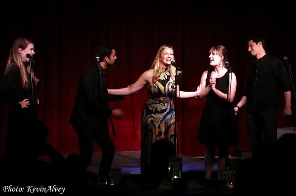 Photo Flash: MOMMIE DEAREST: THE MUSICAL Returns To Birdland