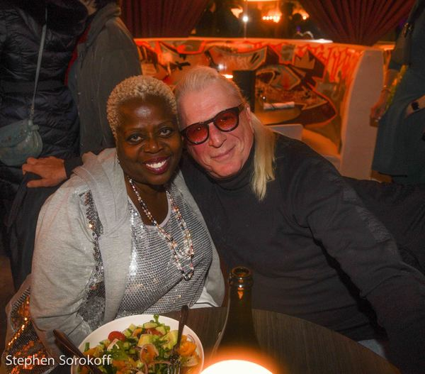 Lillias White & Ron Abel Photo