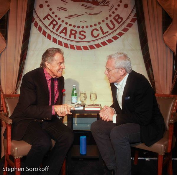 Bill Boggs & James Kaplan Photo