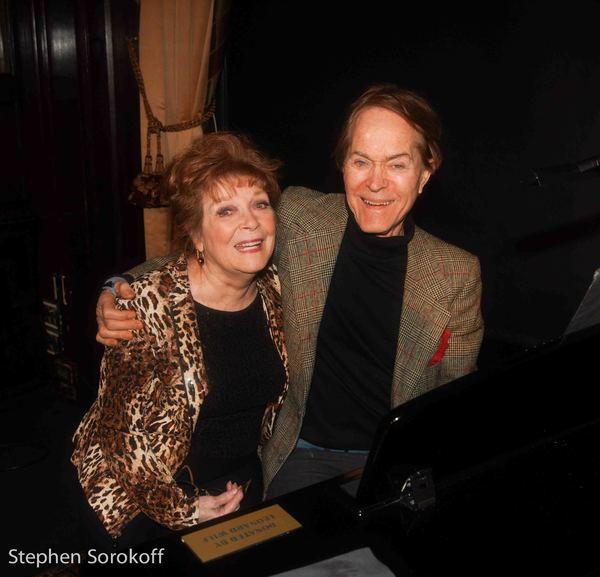 Anita Gillette & Steve Ross Photo