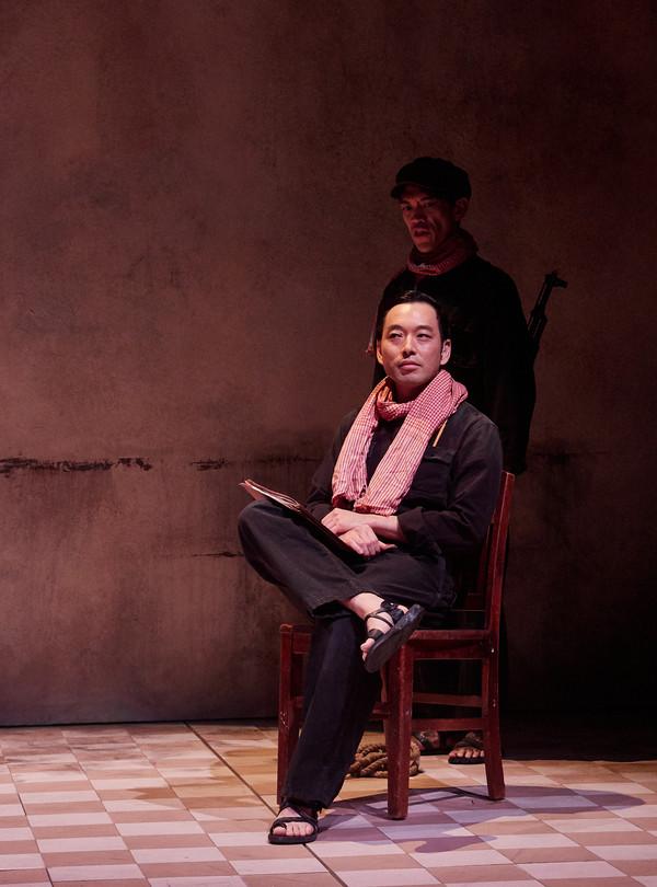 Photo Flash: First Look at CAMBODIAN ROCK BAND at La Jolla Playhouse