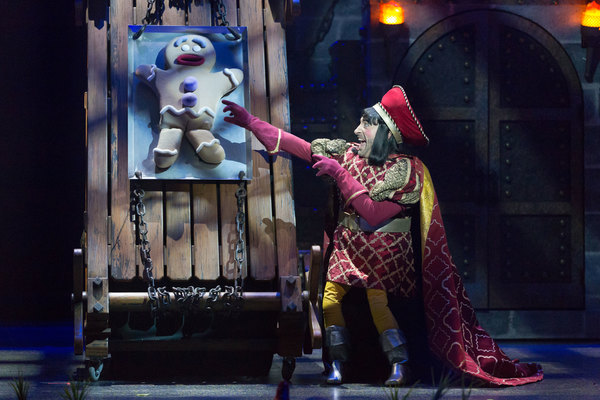 Photo Flash: SHREK THE MUSICAL Opens at the Walnut Street Theatre