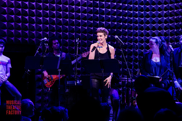 Photo Flash:  Jenn Colella and More Performed at Joe's Pub for Sold-Out Album Release Concert of BEAU