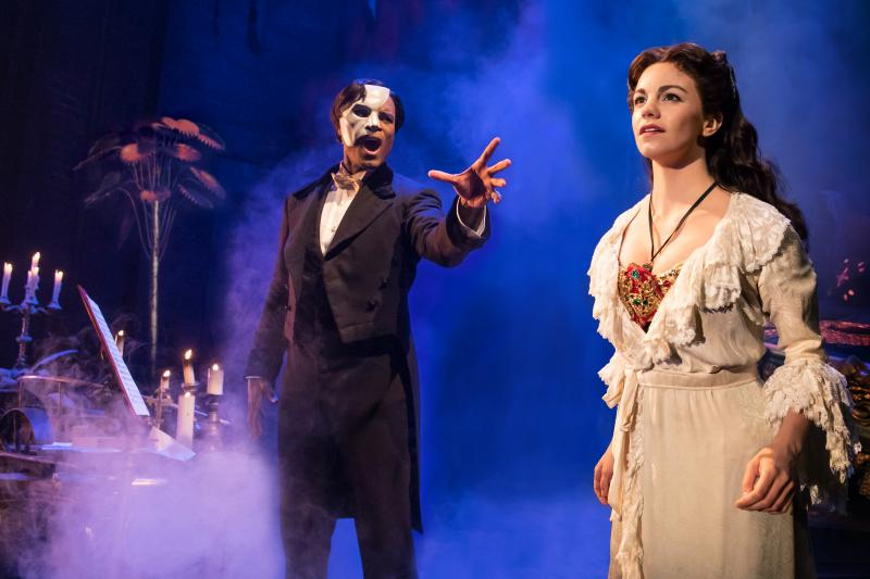 BWW Review: Reimagined PHANTOM OF THE OPERA Has A Spectacular New Magic Of Its Own