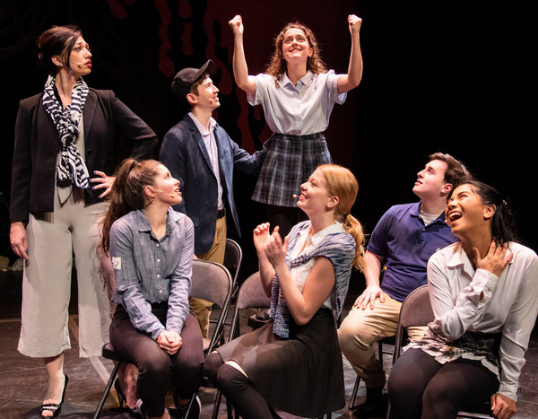Photo Flash: First Look At HOOKED ON HAPPINESS: The Musical For A Cooler Planet