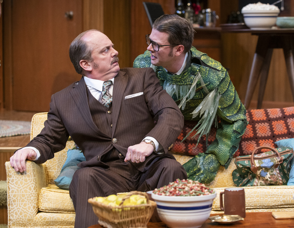 Photo Flash: Take a Peek at Photos From Milwaukee Rep's THE NERD