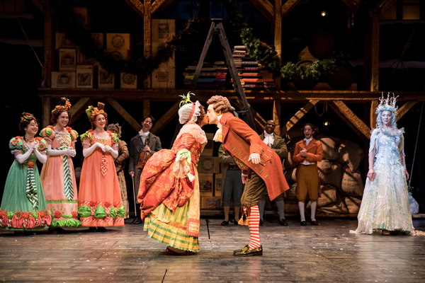 Photo Flash: First Look At A CHRISTMAS CAROL At The Guthrie Theater