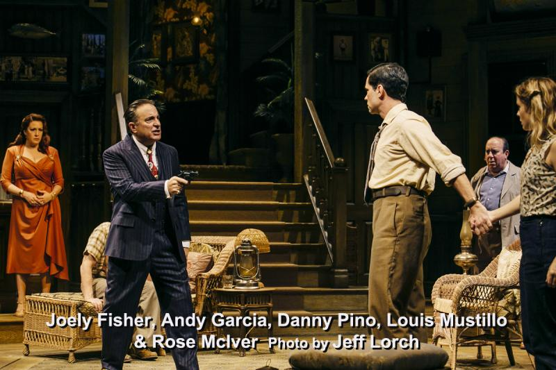 BWW Interview: Joely Fisher Thrilled To Be On Stage Again - This Time As Andy Garcia's Moll in KEY LARGO