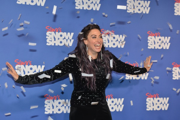 Photo Coverage: SLAVA'S SNOWSHOW Celebrates Opening Night