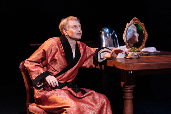 Photos: First Look at THE CANTERVILLE GHOST at the Unicorn Theatre